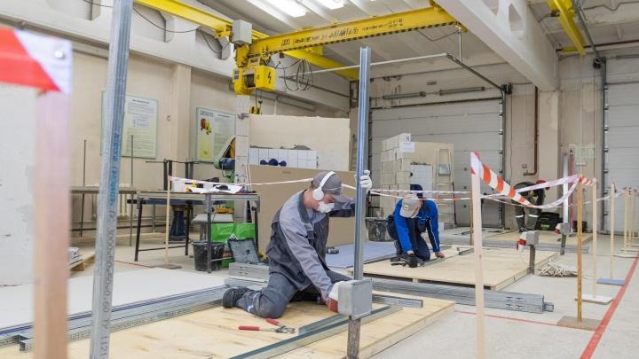 «Все ощутили нехватку рабочих рук»: в Самаре нашли способ повысить престиж строителей