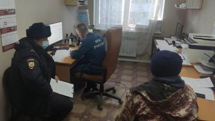 В Волгоградской области нашли виновника пожара у железнодорожной станции