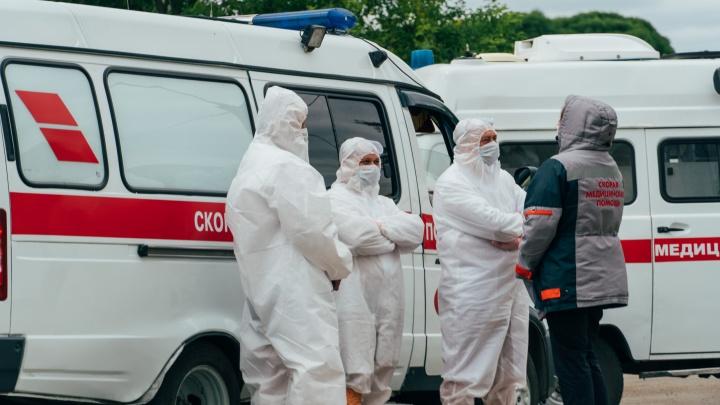 Заболеваемость коронавирусом среди омских пенсионеров подскочила в 7 раз за неделю