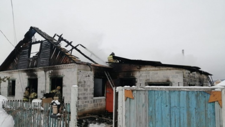 Хабиров раскритиковал главу Госкомитета по ЧС за гибель детей при пожаре