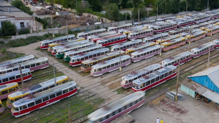 В Волгограде Роспотребнадзор решил оставить город без трамваев