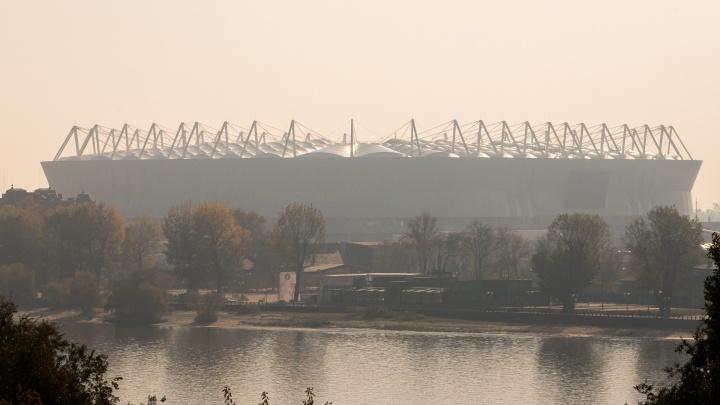 «Ростов Арена» обрастет новыми видами спорта. Каким будет спорткластер на левом берегу