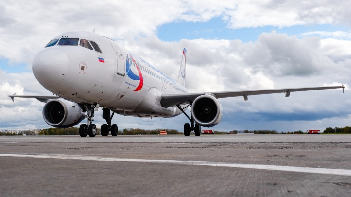 «Уральские авиалинии» запускают рейсы из Перми в Баку