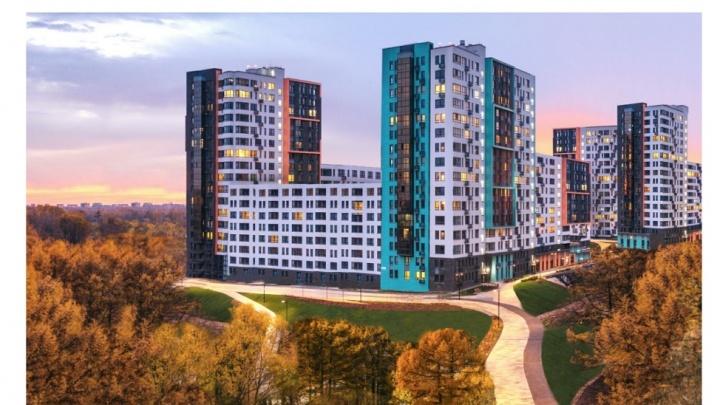 Опубликованы эскизы будущей жилой застройки за ТЦ Metro на Московском шоссе