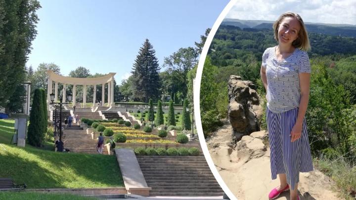 «Всё как надо, всё как в раю». Туристка с Урала — о том, почему Кисловодск круче Сочи и Крыма