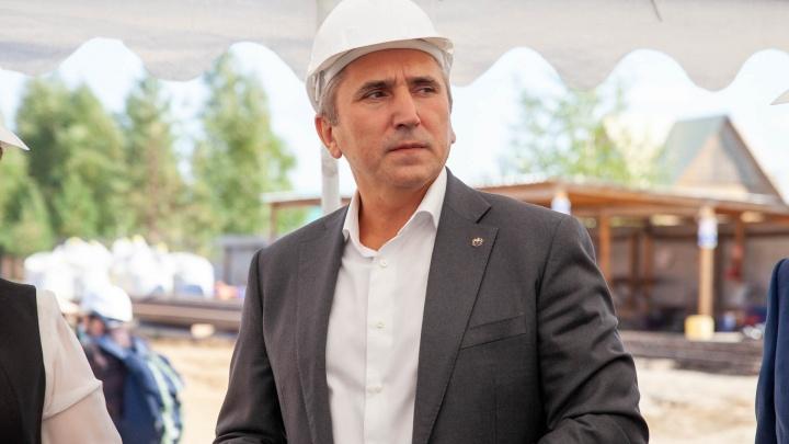 Губернатор Моор отправил тюменских пенсионеров на самоизоляцию