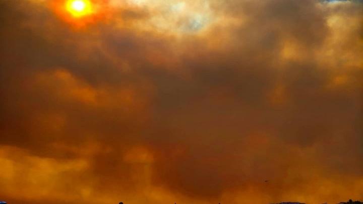 «Пропахла даже одежда»: как екатеринбургские туристы переживают сильнейший пожар в Турции