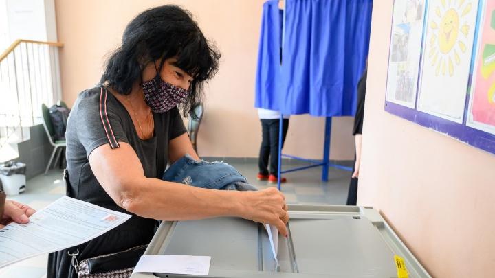 На Дону менее трети избирателей пришли голосовать в первые два дня выборов