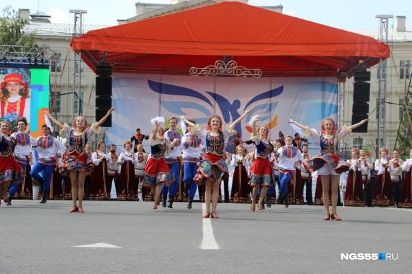 Вместо площади Победы праздник пройдет на Соборной площади