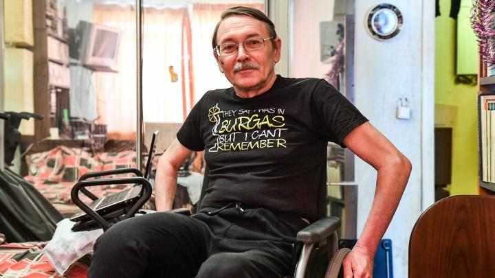 Журналист-колясочник из Екатеринбурга — о плюсах и минусах электронных услуг для инвалидов