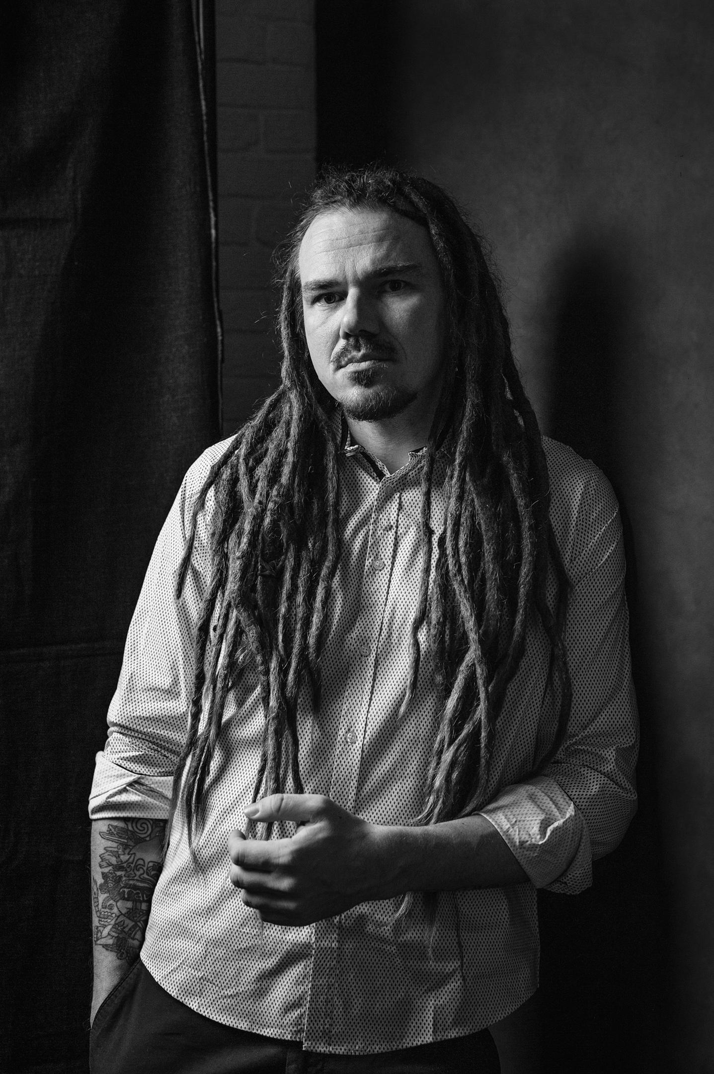 Организатор фестиваля Илья Кузубов