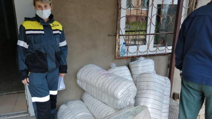 СУЭК помогла в расширении ковидного госпиталя в Шарыпове Красноярского края