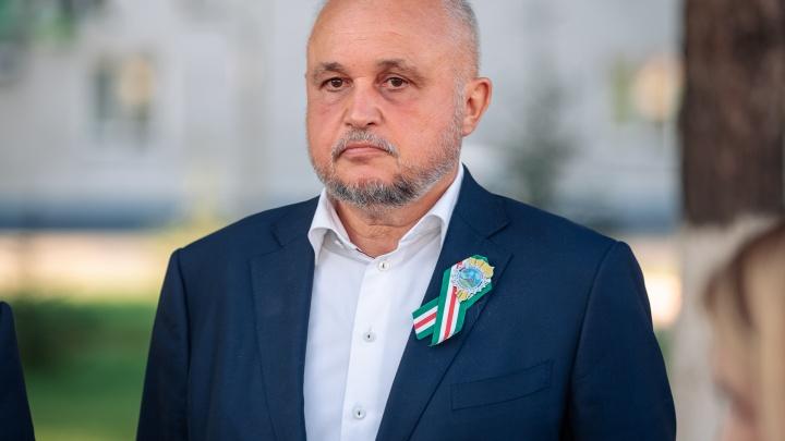 Губернатор поздравил кузбассовцев с Днем шахтера. Публикуем текст его поздравления