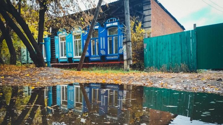 Подрядчика для ремонта ливневок в Омске нашли только с третьей попытки