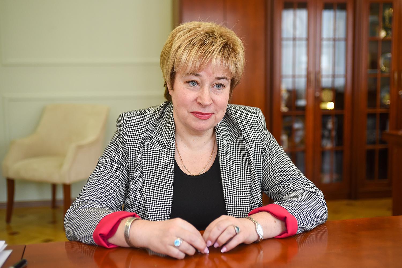 Наталия Путиловская<br><br>автор фото Андрей Бессонов / «Фонтанка.ру»