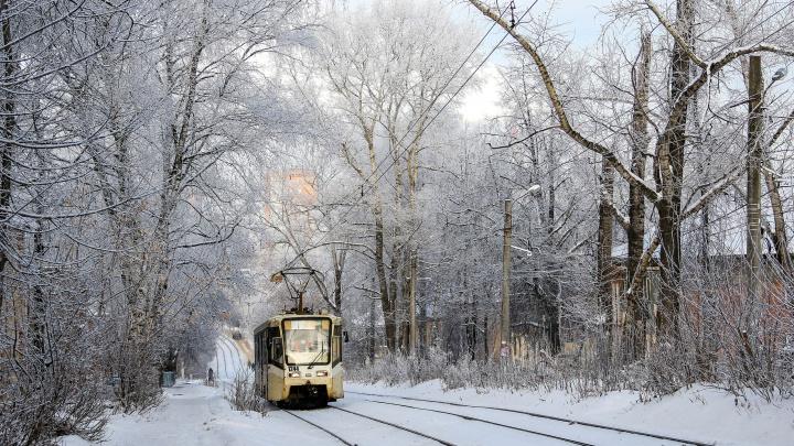 В историческом центре Нижнего Новгорода будут развивать трамвайное движение. Ради туристов