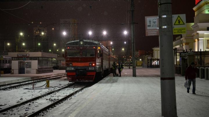 В Екатеринбурге запустили службу доставки еды, которая будет работать только для пассажиров поездов