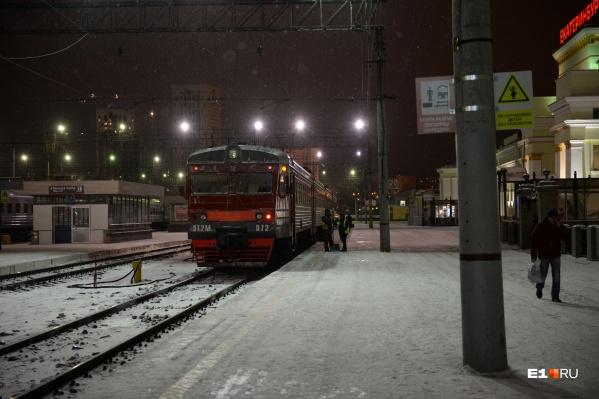 Сервис по доставке еды к поездам работает с 2019 года, но в Екатеринбурге только появился