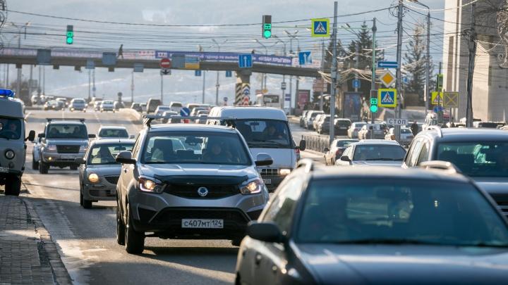 Как поедем? Изучаем дороги и развязки, которые должны появиться в Красноярске в ближайшие 20 лет