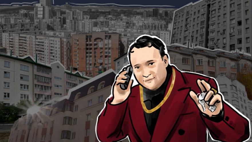 """Квартира за <nobr class=""""_"""">560 тысяч</nobr>, пачки денег под расписку и кирпичная «элитка»: какой была Россия, когда вы пошли в школу"""