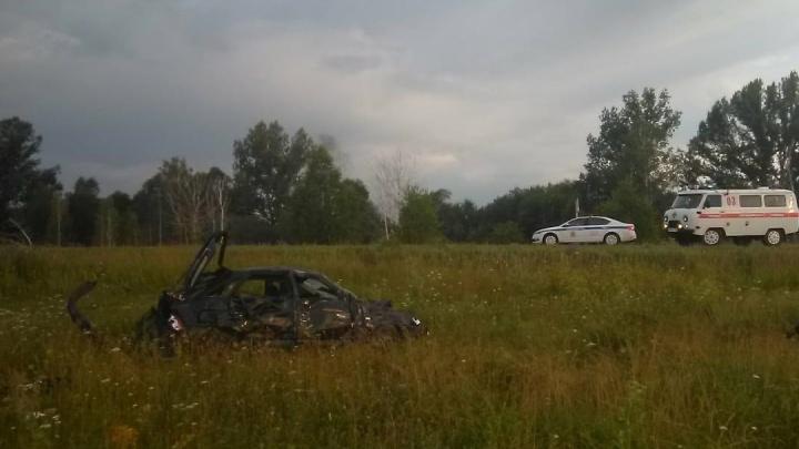 Уголовное дело возбудили из-за ДТП с тремя погибшими девушками на юге края