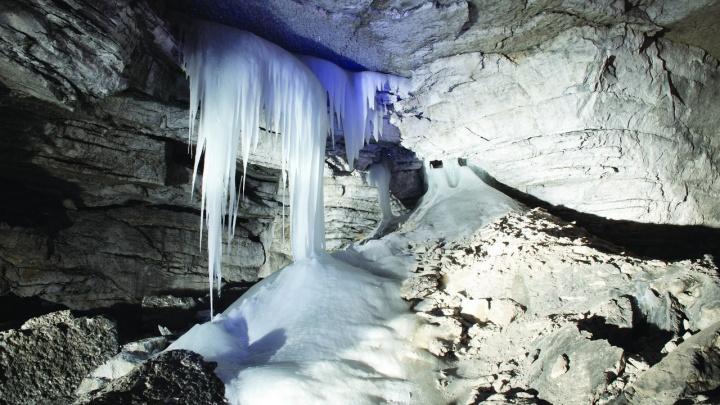 Ледяная пещера и посикунчики. Достопримечательности Прикамья борются за победу в конкурсе National Geographic