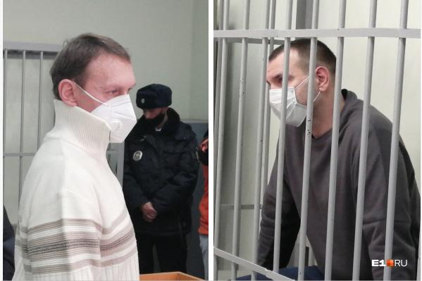 Валерий Горин (слева) потратил несколько лет, чтобы найти Андрея Щербакова