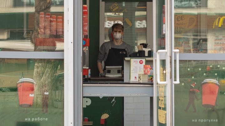 В Прикамье выросла заболеваемость коронавирусом. Власти решают: закрывать кафе или вводить QR-коды