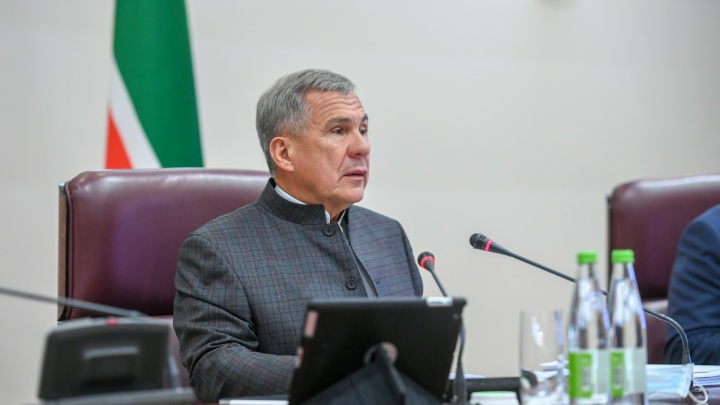 «Нужна дисциплина»: Минниханов высказался о коронавирусных ограничениях