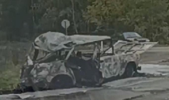 В массовом ДТП под Краснокамском погиб водитель «Жигулей»
