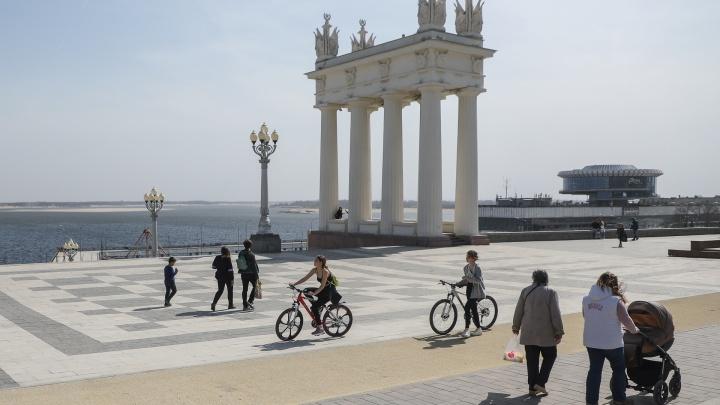 С дачи можно не уезжать: смотрим прогноз погоды в Волгограде на неделю