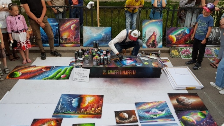 Рисовать на одежде и медитировать: полная программа фестиваля «Извините, вы не видели Лосева?» в Волгограде