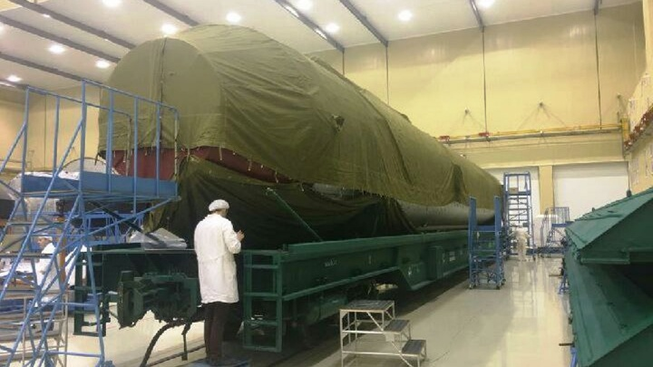 Модули омской ракеты «Ангары» отправили в Москву на проверку