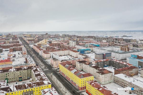 По данным ФСБ, теракт готовился в Норильске в День Победы
