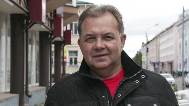 Виктор Павленко назначен представителем губернатора в областном Собрании депутатов