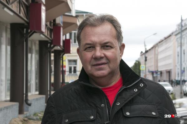 До 2020 года Виктор Павленко был сенатором в Совете Федерации