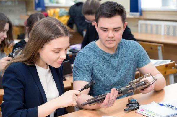 Студенты института пробуют себя в роли экспертов
