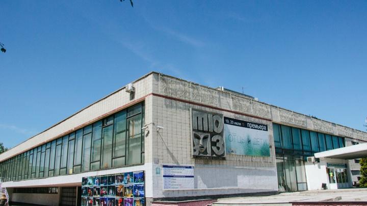 Советский модернизм по-омски: как проектировали здание омского ТЮЗа