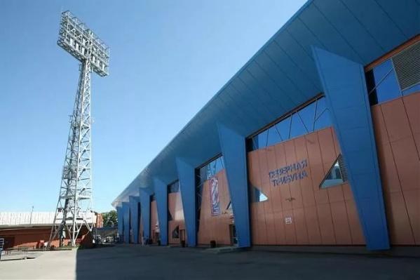 Стадион был построен в 1957 году