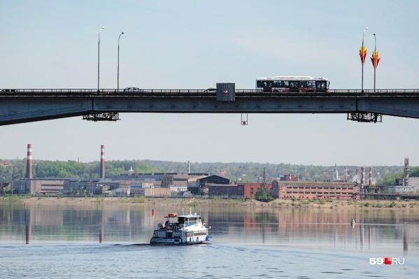 Власти собираются развивать речной туризм