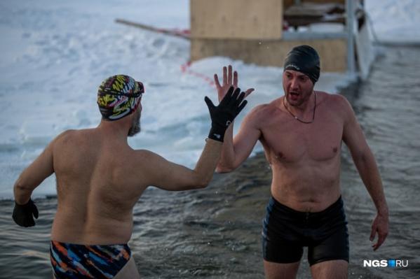 В Новосибирске заканчивается сезон зимних видов спорта