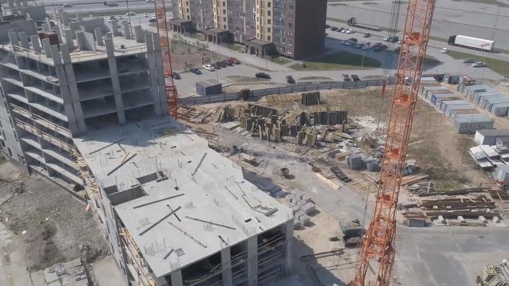 В Тюмени прокурор пожурил гендиректора «Сибстройсервиса» за отсутствие парковки