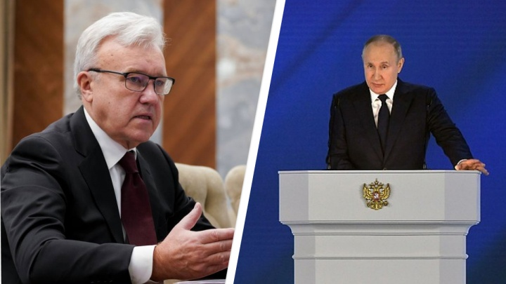 Послание президента внушило губернатору Красноярского края уверенность в завтрашнем дне