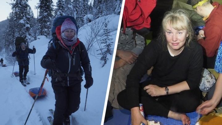 Не могла двигаться: стала известна причина смерти погибшей в горах Красноярска уральской туристки