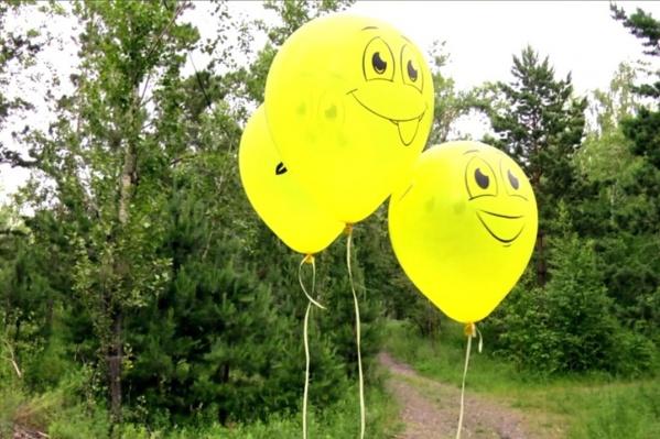 Счастью шариков осталось жить недолго