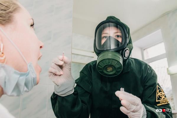 Проведение тестов на коронавирус оплачивали за счет средств обязательного медицинского страхования (ОМС)