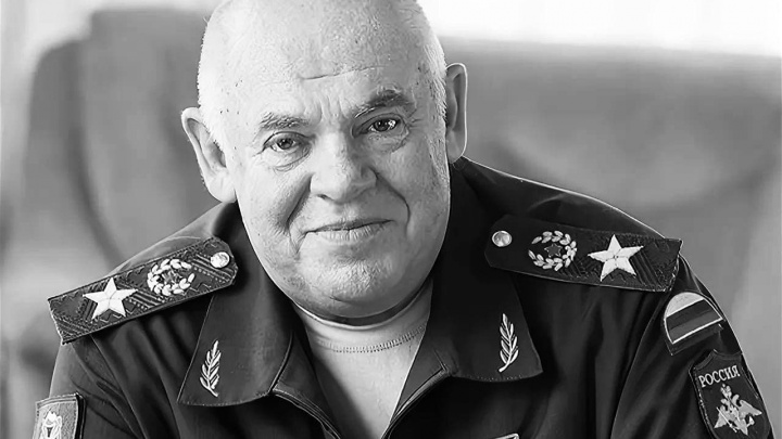 В Краснодаре умер генерал и бывший полпред президента в ЮФО Виктор Казанцев