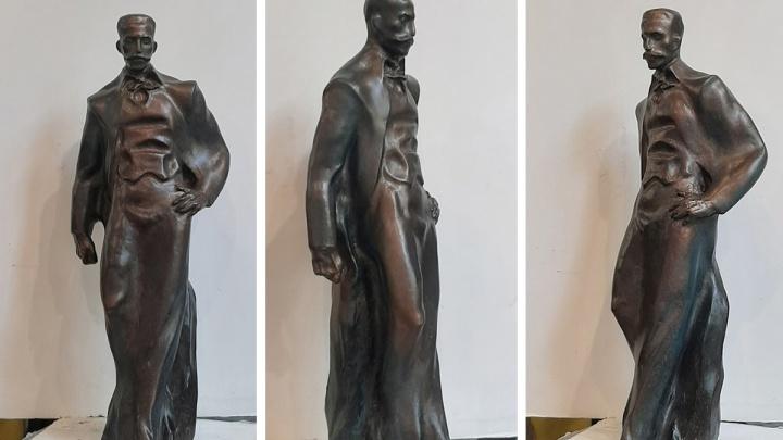 Дмитрий Азаров прокомментировал проект памятника самарскому миллионеру Головкину