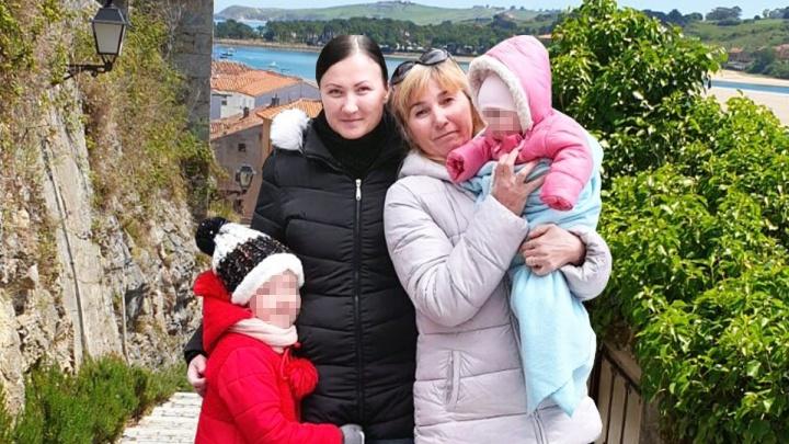 «Я боюсь, что у меня их просто заберут»: волгоградка борется за своих детей с правительством Испании