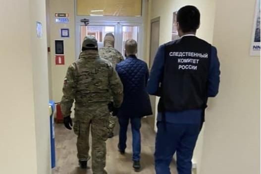 СК задержал Романа Беагона по подозрению в превышении должностных полномочий